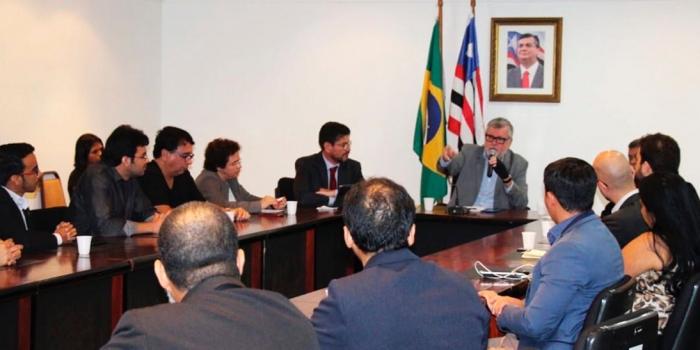 Corecon-MA participa de debate sobre bases de dados com presidente do IBGE
