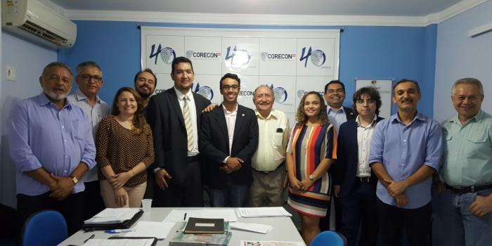 Eleita comissão eleitoral para eleições 2018 do Corecon-MA