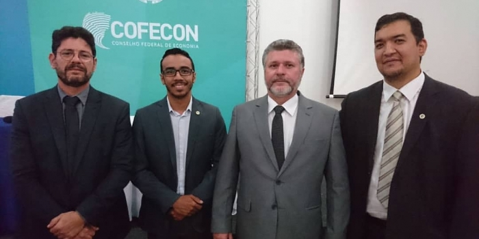 Corecon-MA lança carta em apoio à reeleição do presidente do Cofecon
