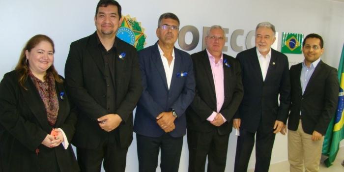 Presidente do Cofecon é reeleito e Heric Hossoé será o novo conselheiro federal do MA