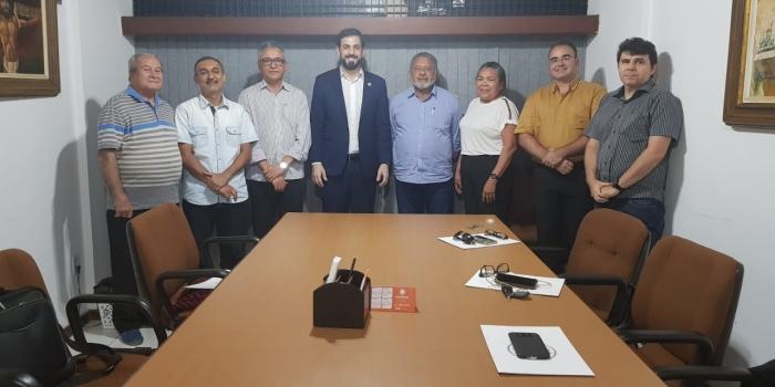 Corecon/MA e Associação Comercial do Maranhão articulam parcerias institucionais