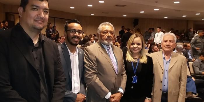 Corecon-MA prestigia posse do economista Luís Fernando como secretário de Estado