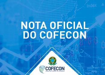 """Nota do Cofecon – """"Crescer para quem? Mais crescimento com inclusão social"""""""