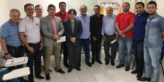 Frednan Santos é eleito o novo presidente do Conselho dos Economistas do Maranhão