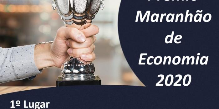 Vencedores do Prêmio Maranhão de Economia 2020